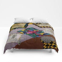 Tribute to Leonardo da Vinci Comforters