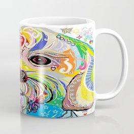 Maltese Puppy Coffee Mug