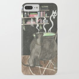 Witches Kitchen iPhone Case