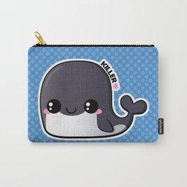 Kawaii Killer Whale Carry-All Pouch
