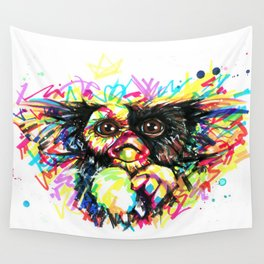 Gizmo Wall Tapestry