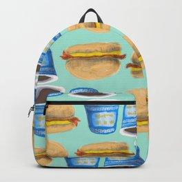 NYC Breakfast Backpack