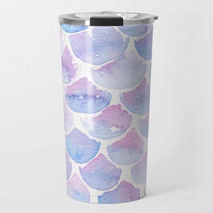 Mermaid Scales 03 Travel Mug