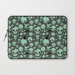 Skulls Laptop Sleeve