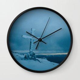 Holy Wall Clock