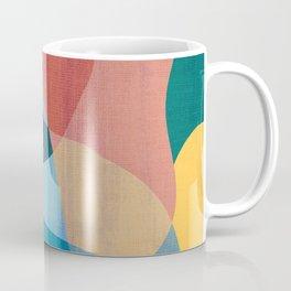 Waterfall and forest Coffee Mug