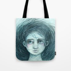 The Blower's Daughter Tote Bag