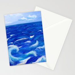 Ever in Motion; Ever the Same Stationery Cards