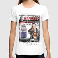 rap T-shirts featuring Tribute Rap God by JHC Studio