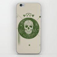 sagittarius iPhone & iPod Skins featuring Sagittarius by Josh Ln
