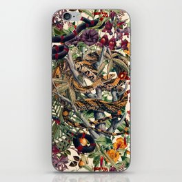 Dangers in the Forest II iPhone Skin