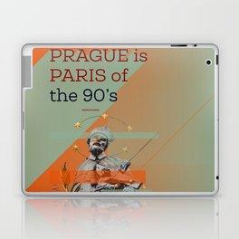 Prague is #everyweek 9.2017 Laptop & iPad Skin