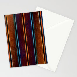 Wood in color 1 Stationery Cards