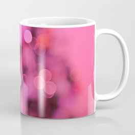 So this is Christmas in pink Coffee Mug