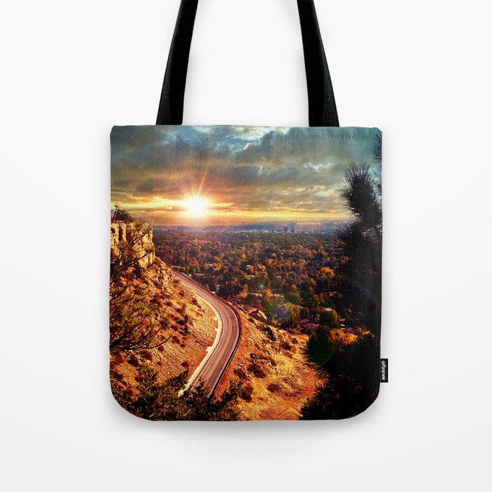 Billings Montana 2 Tote Bag