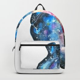 Galaxy heart Backpack
