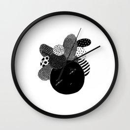 MokGori#01 Wall Clock