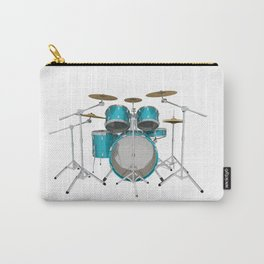 Green Drum Kit Carry-All Pouch