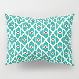 Geometrical abstract pattern Pillow Sham
