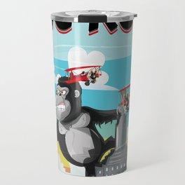 King Kong Poster Travel Mug