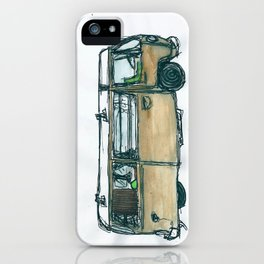 The Bus iPhone Case