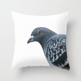 Peace Bird Throw Pillow