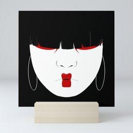 Modern Geisha #2 Mini Art Print