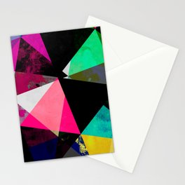 Abstract 01 Stationery Cards