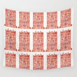 Hawa Mahal – Palace of the Winds in Jaipur, India Wall Tapestry