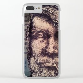 galileo Clear iPhone Case