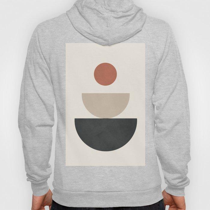 Geometric Modern Art 30 Hoody