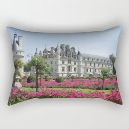 Château de Chenonceau Rectangular Pillow