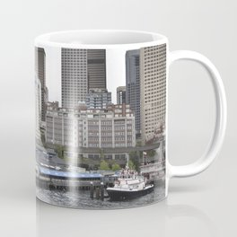 Central Waterfront Seattle Coffee Mug
