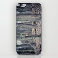 But he was gone iPhone & iPod Skin
