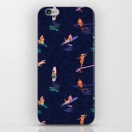 Surf goddes iPhone Skin
