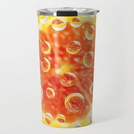 AJKG *Orange* Travel Mug