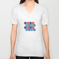 BP 80 Hexagon Unisex V-Neck