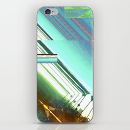 Los Angeles Swells Into Itself iPhone Skin