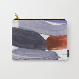 abstract painting XV Carry-All Pouch