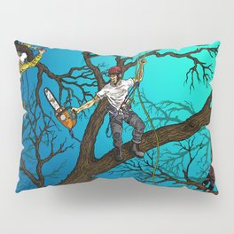 Tree Surgeons Pillow Sham