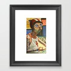 VENENO Framed Art Print