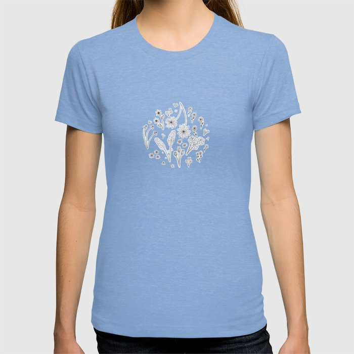 Zoned Out T-shirt