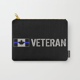 Canadian Police Veteran Carry-All Pouch