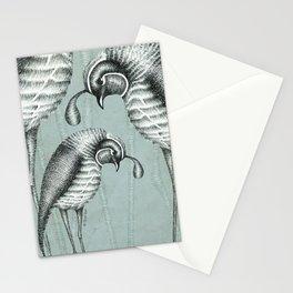 Quails I Stationery Cards