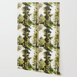 Forest Wonderland IV Wallpaper
