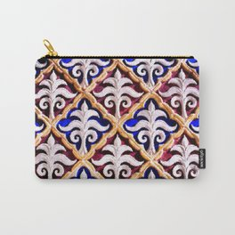 Lilly la France Carry-All Pouch