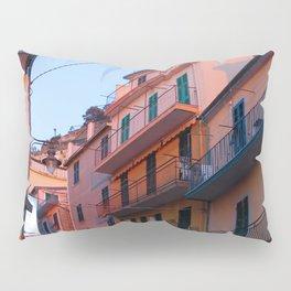 Sunset Pink Pillow Sham