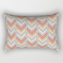 All Arrows Point to Cozy Rectangular Pillow