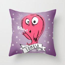 Tomúsa Throw Pillow
