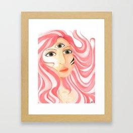 Bubblegum Prophet Framed Art Print
